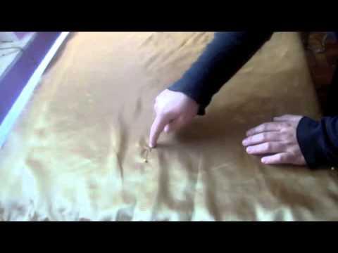 C mo confeccionar las cascadas para la cortina drapeada - Como confeccionar cortinas ...