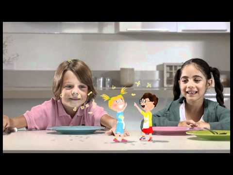 Pasta Fun For Kids Commercial 2011