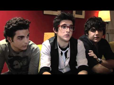 Il Volo interview - Piero Barone, Ignazio Boschetto and Gianluca Ginoble (part 4)
