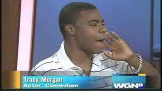 WGN News: Tracy Morgan as a Pregnant Woman