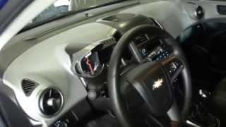 Interior Chevrolet Sonic Hatchback 2014 Precio