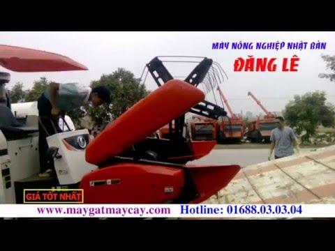 Lien tuc xuat giao may gat dc70 di Bac Giang cho khach hang maygatkubota.com