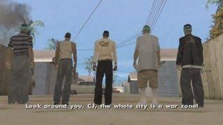 Los Desperados GTA: San Andreas Mission #102
