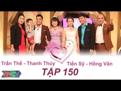 VỢ CHỒNG SON - Tập 150 | Trần Thế - Thanh Thúy | Tiến Sỹ - Hồng Vân | 26/06/2016