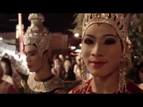 les trésors de l'asie du sud est: thailande
