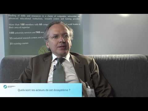 Louis Amory - Président du Comité Stratégique Construction, GreenWin