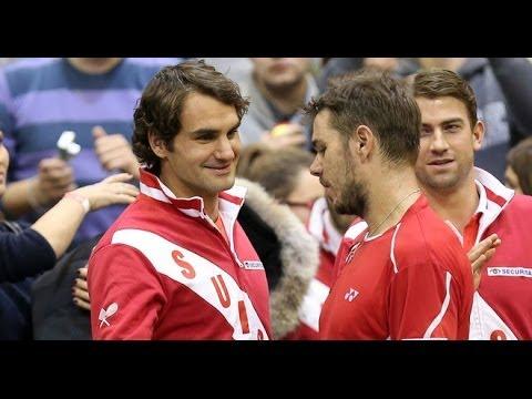Stanislas Wawrinka beats Roger Federer in Monte Carlo final