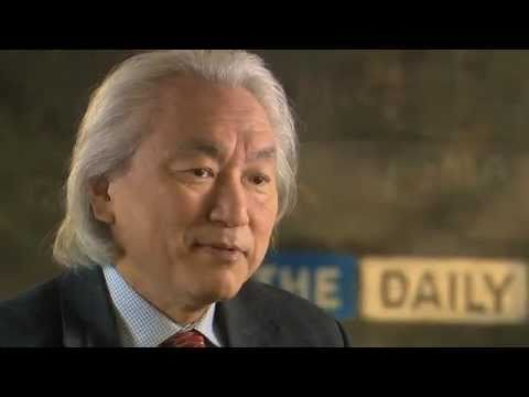 Michio Kaku on the space elevator