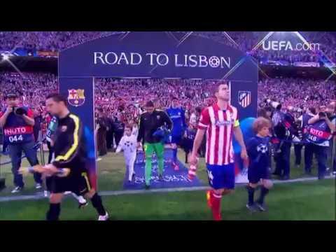Atlético 1-0 Barcelona