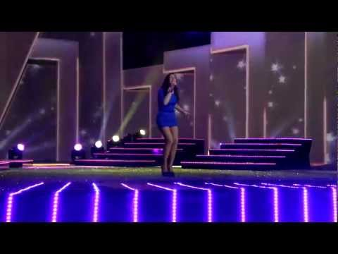 Ivi Adamou - La La Love (Rehearsal for Bulgarian National Final)