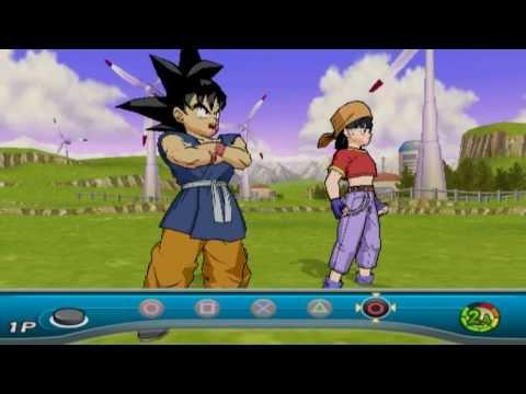 GT Goku And Pan Fusion Dance