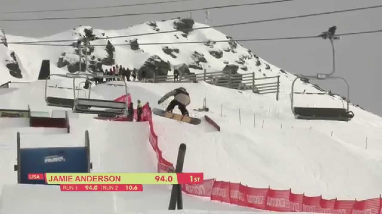 Video: Burton High Fives 2014: Slopestyle Highlights