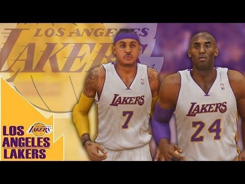 "NBA 2k14 PS4 MyGM | Los Angeles Lakers Ep.9 | Montage | ""Kobe's Last Chapter"""