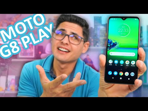 video Motorola Moto G8 Play + 32GB