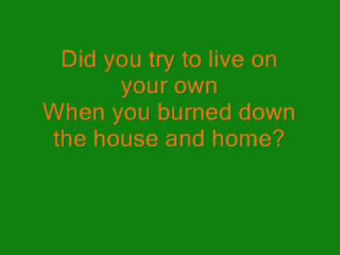 Green Day - 21 Guns Lyrics (NOT Audio Claimed)