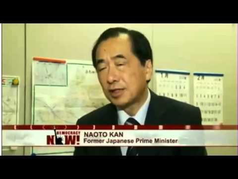 Japan ex Prime Minister  Fukushima 3rd Anniversary P2 of 3
