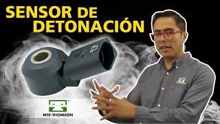 Sensor de Detonación