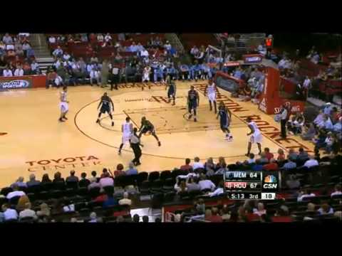 Jeremy Lin Highlights - 10/17/2012 - Houston Rockets vs. Memphis Grizzlies