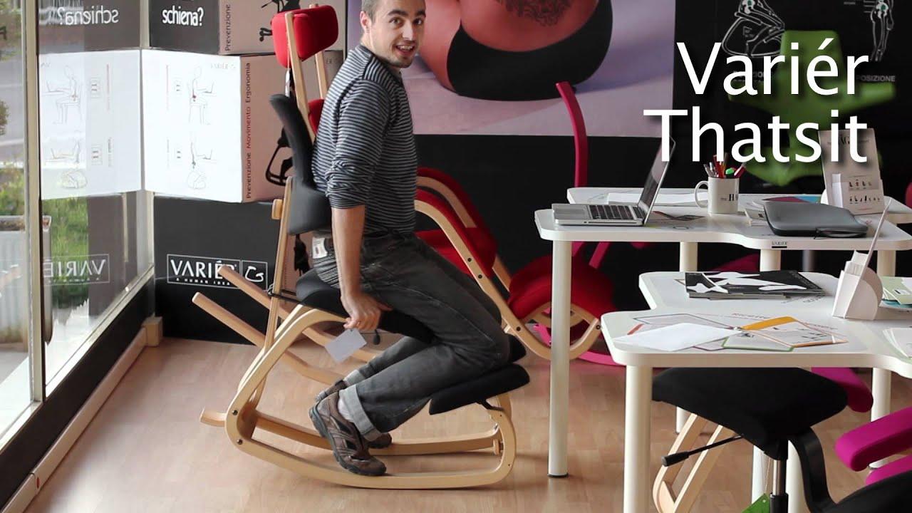 Recensione sedie ergonomiche le abbiamo provate tutte youtube - Sedie ufficio ergonomiche ikea ...