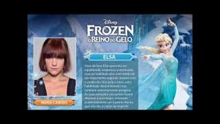 Meet The Portuguese Cast Of Disney's Frozen