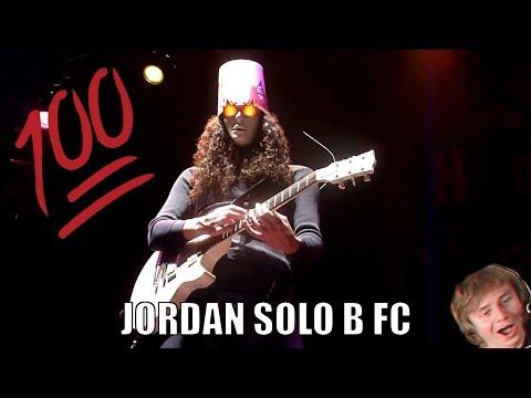 Buckethead - Jordan Solo B 100% FC (TWICE IN A ROW!) Guitar Hero III PC