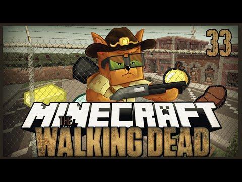 The Walking Dead #33 (Crafting Dead Minecraft Server)