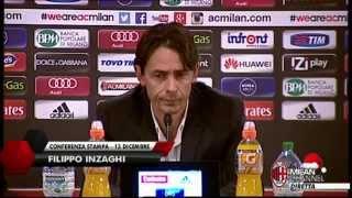 Inzaghi: ''Un Milan all'altezza contro il Napoli'' | AC Milan Official