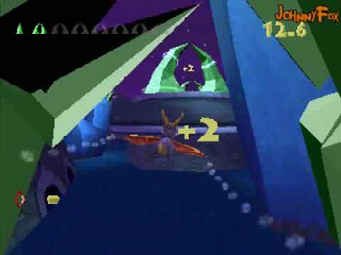 Spyro the Dragon -11- Night Flight