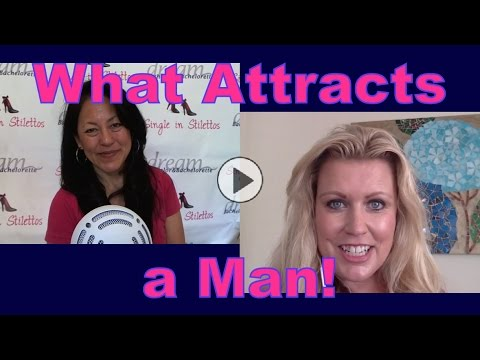 What Attracts a Man - Dating Advice for Women Over 40