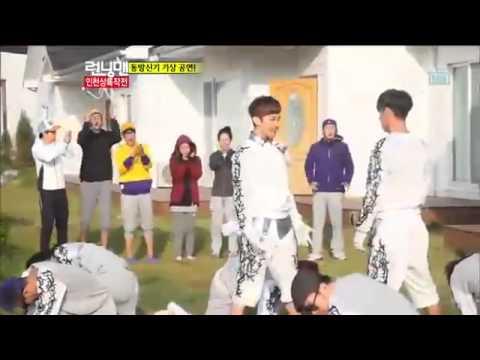 TVXQ Catch Me Running Man Ep 115