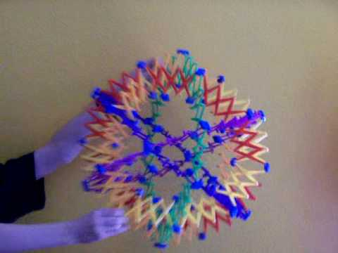 Hoberman Expanding Sphere