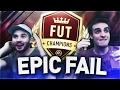 EPIC MOMENT : Sneaky & Brian s'affrontent sans le savoir sur FUT CHAMPIONS