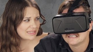 Couples Try To Defuse A Virtual Reality Bomb