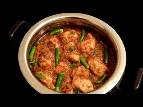 Boneless Chicken Karahi in Urdu/Hindi by Azra Salim