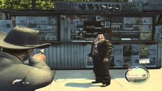 Mafia II Gameplay Killing People