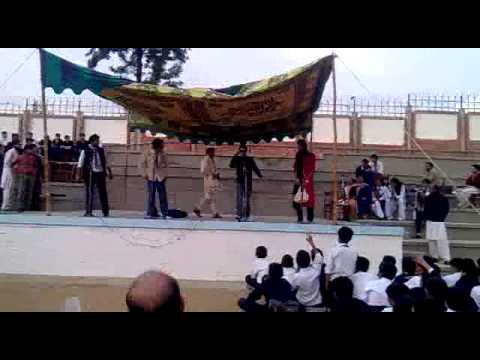 Annual Function Full Dress Rehearsal, Boys Wing's Play, Bahria College 2011
