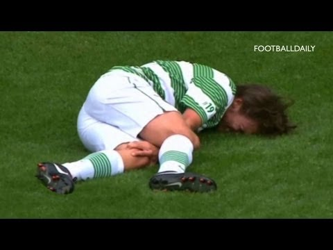 WIN OF THE YEAR? 1D's Louis Tomlinson owned by Agbonlahor