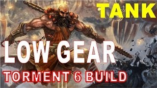 Monk Tank Build Diablo 3 Reaper Of Souls Torment 6 , No
