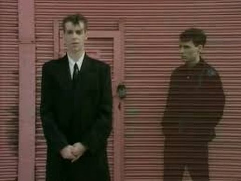 Pet Shop Boys West End Girls Official music video