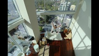 OUR NEW PENTHOUSE TOUR!!!!