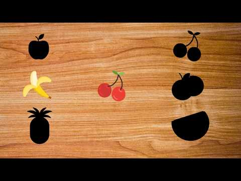 Guessing Fruits -  Games For Kids - Funny Fruits