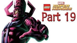 LEGO: Marvel Super Heroes Galactus Part 19