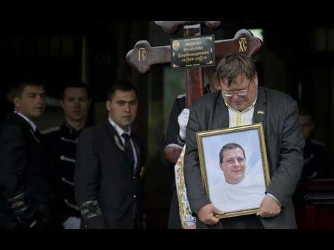Ukraine crisis: funerals for Odessa fire victims held