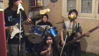 Kids Play Iron Maiden, The Trooper