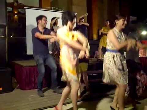 Gangnam style - PwC Vietnam 2013