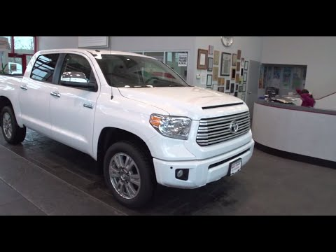 2014 Redesigned Toyota Tundra - Review by West Coast Toyota