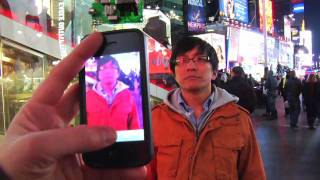 Hack Video Screens @ Times Square