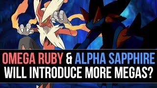 Will Pokémon Omega Ruby And Alpha Sapphire Introduce New
