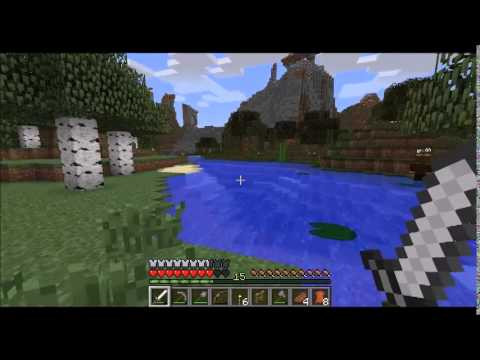 Talx plays: Minecraft! ep 11- A very suprising Yv