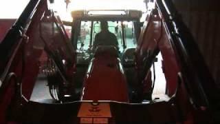 Massey Ferguson 5455 Ciągniki Rolnicze Silniki Perkins
